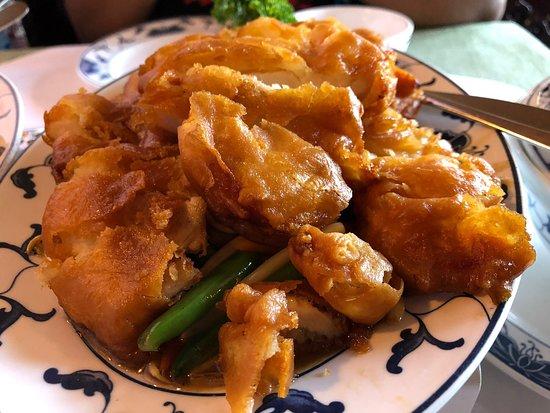 Kim Long: Inside, outside, and good food.
