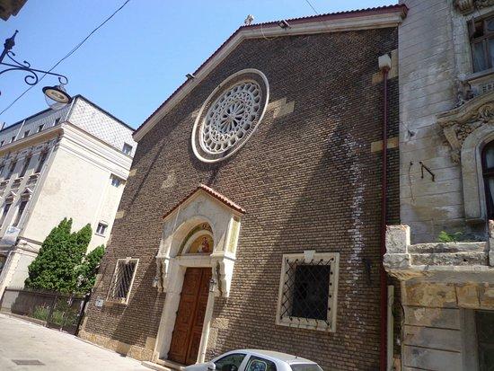 Basllica Catolica San Antonio de Padua