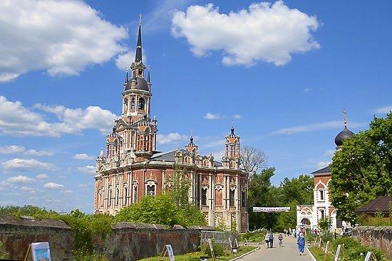 Chapel of St. Nicholas of Mozhaysk