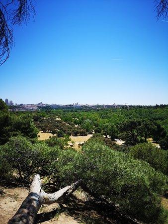 Teleferico de Madrid: View from Casa de Campo