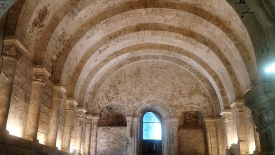 Rock of Cashel: Gewölbe