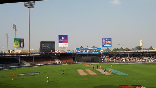Sharjah International Cricket Stadium