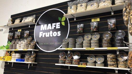 MAFE frutos