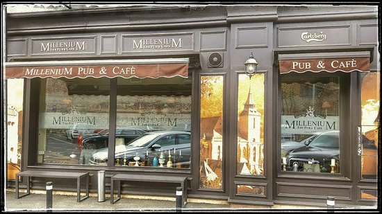 Millenium Pub&Cafe: The Pub