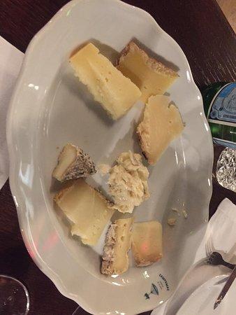 Campamac Osteria: La degustazione di formaggi