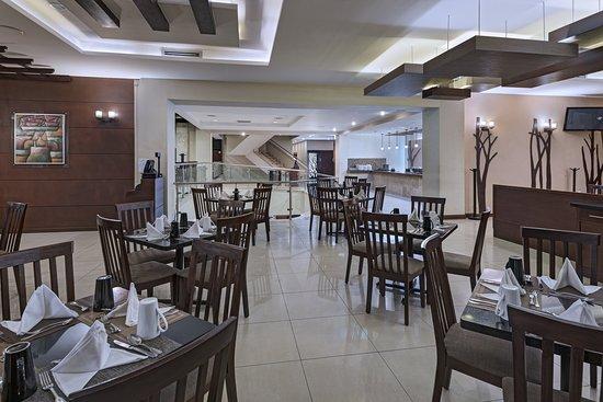 Holiday Inn Guatemala: Restaurant