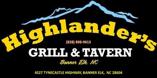 Highlander Grill & Tavern: Logo