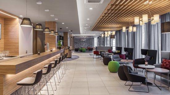 Holiday Inn Express Munich - City East: Lobby