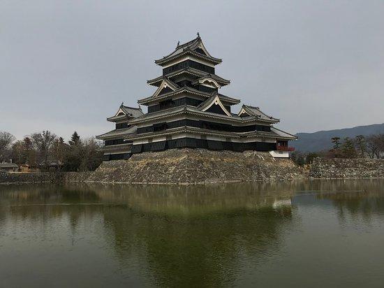 Matsumoto Castle: castello di Matsumoto