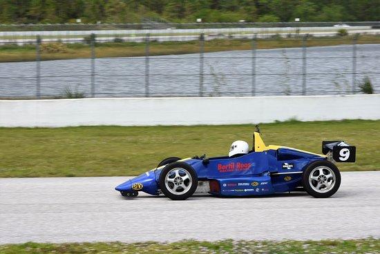 Bertil Roos Racing Schools