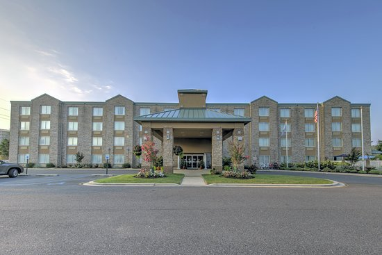 Holiday Inn Express Bethany Beach: Exterior