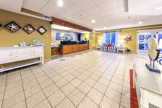 Holiday Inn Express Bethany Beach: Lobby