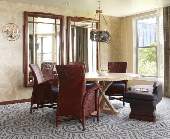 Kimpton RiverPlace Hotel : Suite