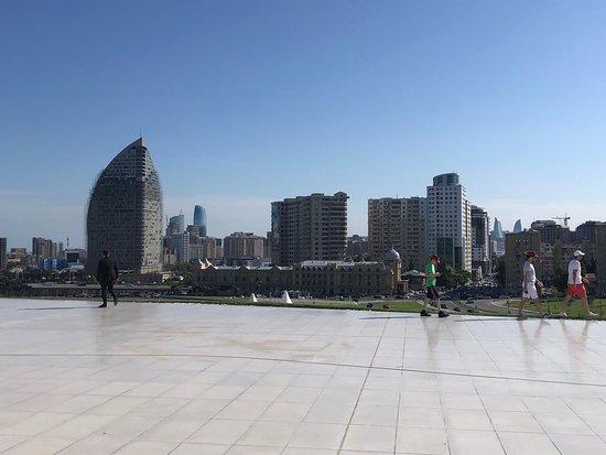Heydar Aliyev Monument
