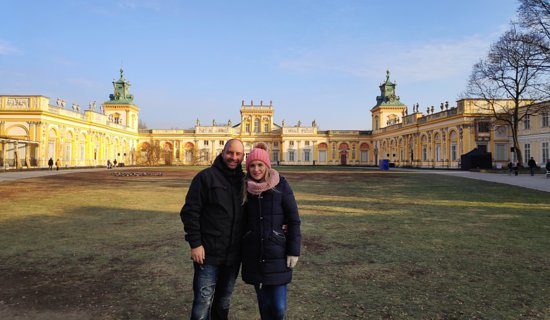 Varsovia, Polonia: Αξίζει να δείτε το παλάτι του Wilanow