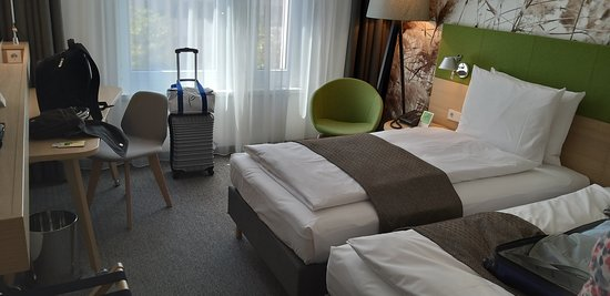Zimmer schön modern