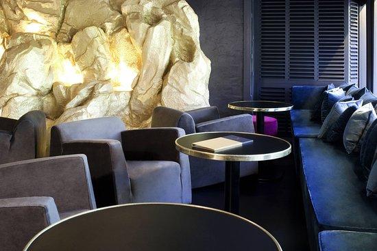 Lyon Marriott Hotel Cité Internationale: Restaurant
