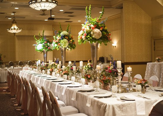 The Blennerhassett Hotel: Ballroom