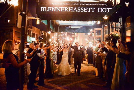 The Blennerhassett Hotel: Other
