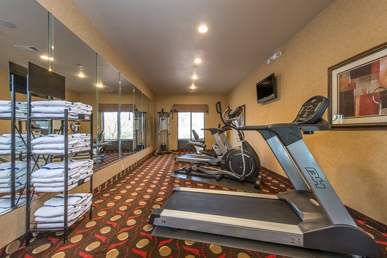Holiday Inn Express Hotel & Suites Lavonia: Health club