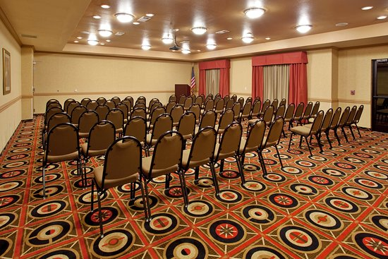 Holiday Inn Express Hotel & Suites Lavonia: Meeting room