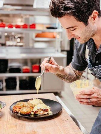 Park Street Kitchen: Brunch Prep