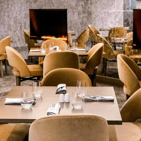 Park Street Kitchen: Semi-Private Dining Room