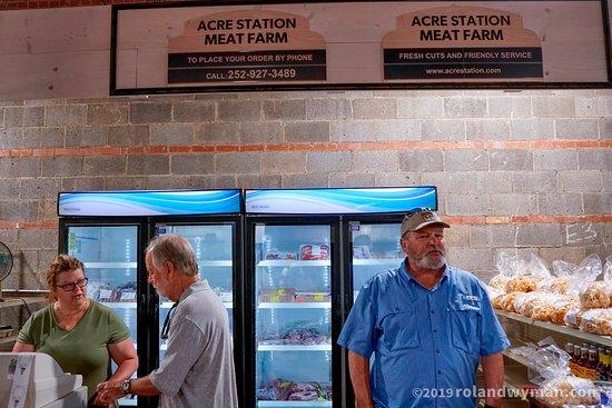 Harbor District Market: Acre Station