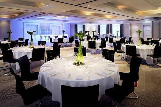 Munich Marriott Hotel: Meeting room
