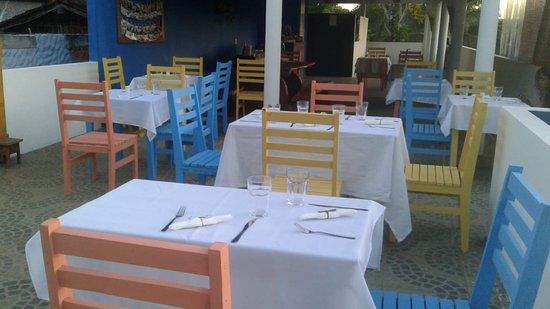 Serra Grande, BA : Jantar