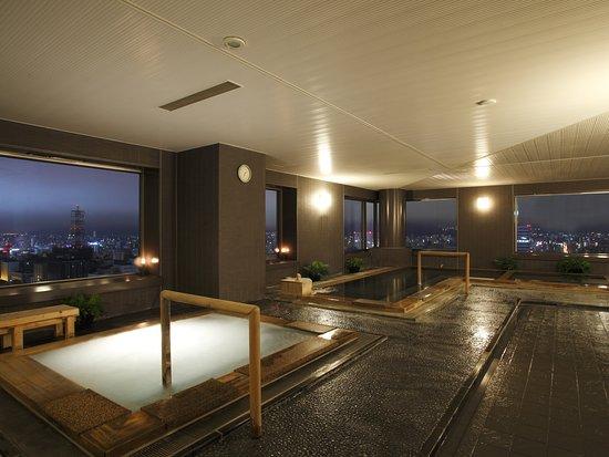 JR Tower Hotel Nikko Sapporo: Restaurant