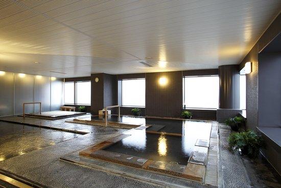 JR Tower Hotel Nikko Sapporo: Spa