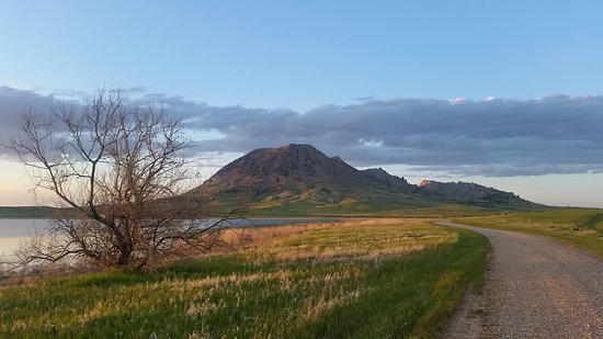 Black Hills Above and Beyond Tours: Bear Butte State Park,  A very sacred location to the Lakota, Nakota and Dakota Sioux People, the Cheyenne People and many more.