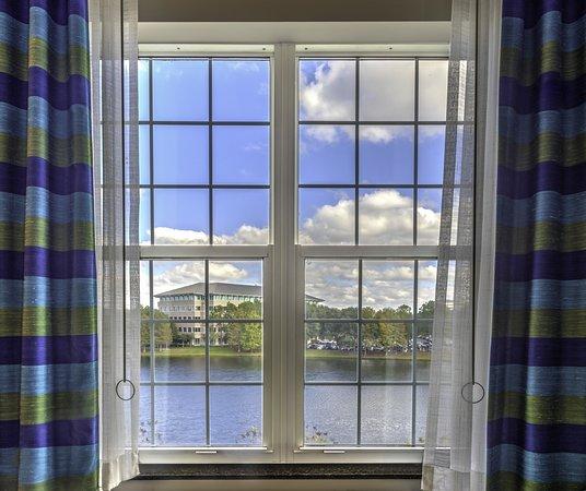 Hotel Indigo Jacksonville Deerwood Park: Guest room