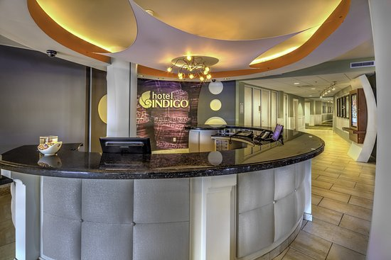Hotel Indigo Jacksonville Deerwood Park: Lobby