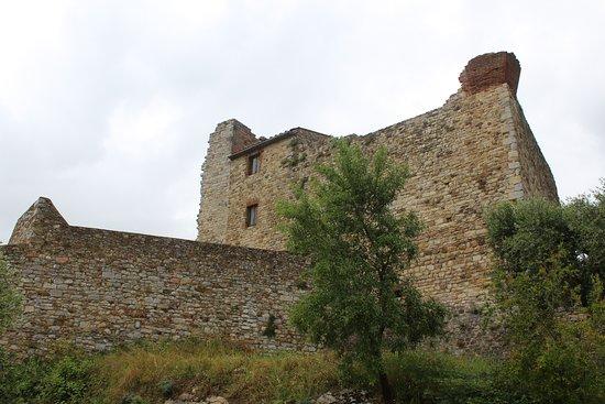 La rocca ALdobrandesca a Suvereto
