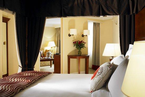 Huntingdon Marriott Hotel: Suite