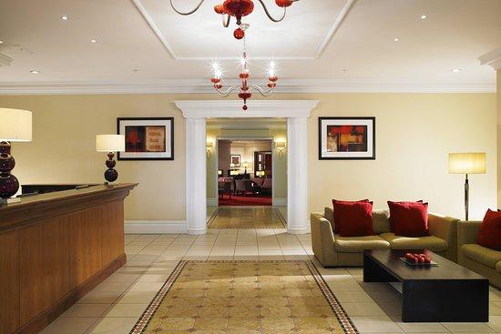 Huntingdon Marriott Hotel: Lobby