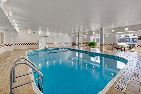 Comfort Inn Oklahoma City: Indoor pool