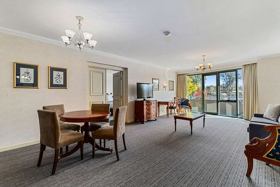 Quality Hotel Parklake Shepparton: One-bedroom apartment