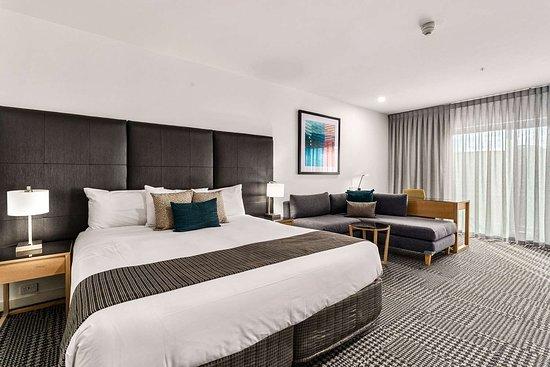Quality Hotel Parklake Shepparton: Executive room