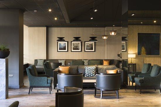 Crowne Plaza Harrogate: Lobby