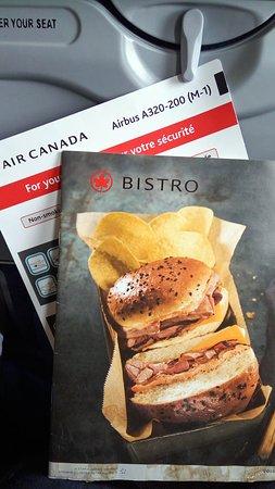 Air Canada: magazine