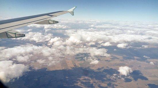 Air Canada: almost landing