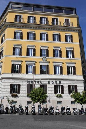 Hotel Eden Picture Of La Terrazza