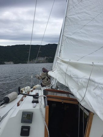Снимок Sailing the Saanich Inlet