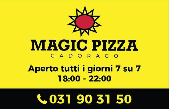Cadorago, Italia: Sempre aperti...!!