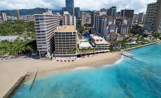 Outrigger Reef Waikiki Beach Resort Hotel