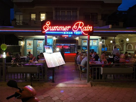 Summer Rain Restaurant: Summer Rain
