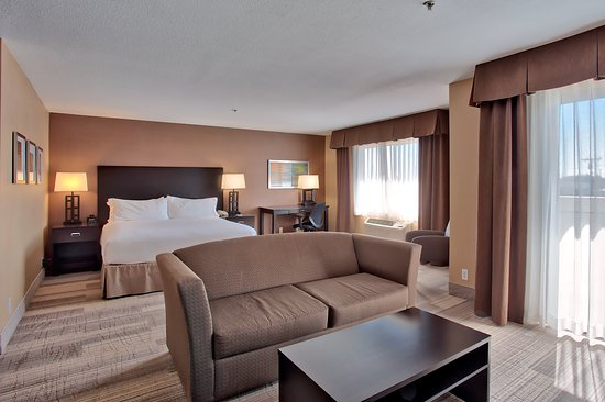 Holiday Inn Express Costa Mesa: Suite